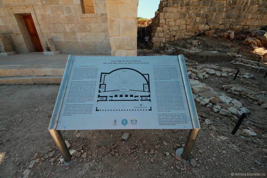 а вот даже есть нарисованная схема, может быть лет через 10-20 сюда будут возить туристов с экскурсиями :)