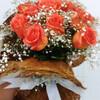 Уже доставленные цветы: № 40-3: букет из