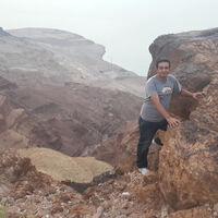 Турист Халиль Абу-Лабан (Khalil)