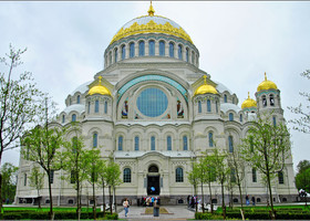 Храм-памятник Российского флота