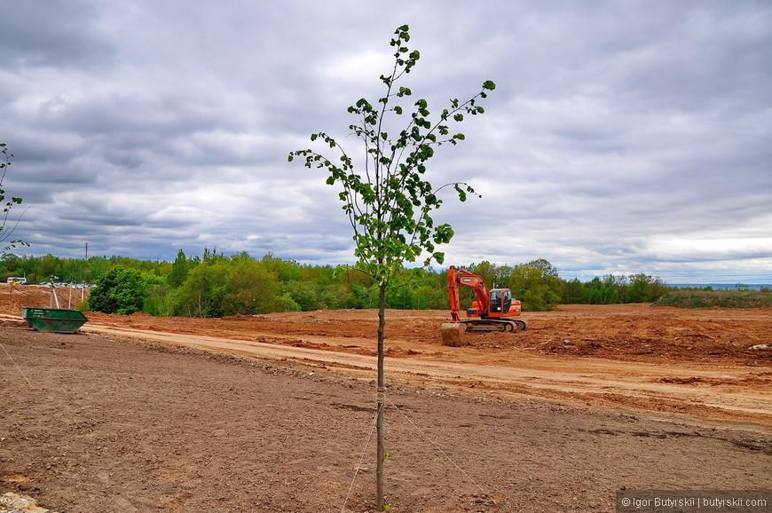 25. Город строят в одном из самых экологически благоприятных районе республики. Татарстан в очередной раз показывает, что это страна в стране.