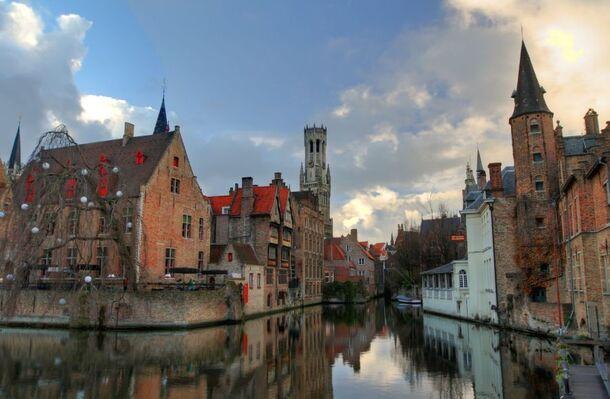 Погода в Бельгии в январе
