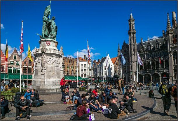 Погода в Бельгии в апреле