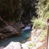 Таинственны водопад