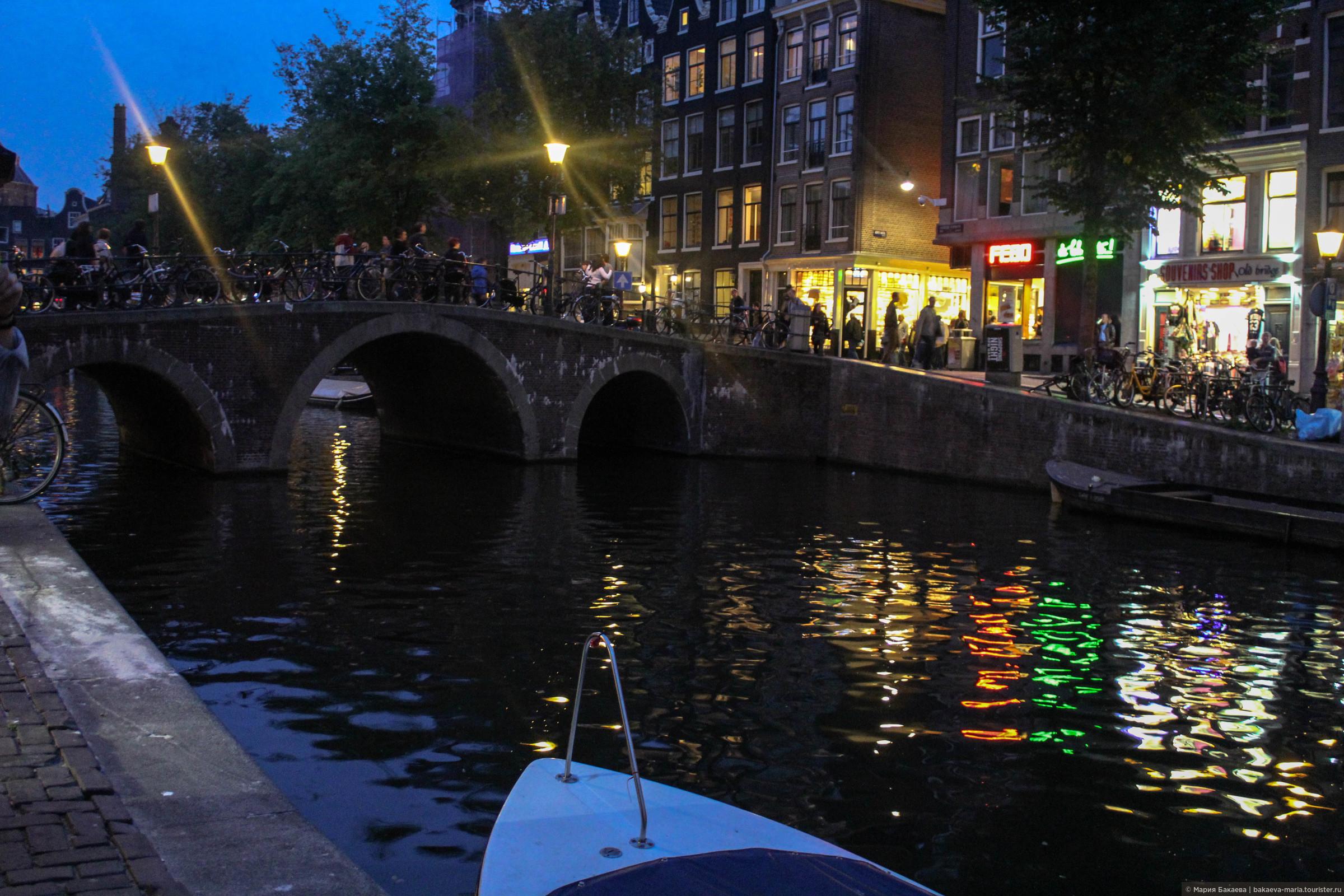 Евротрип день шестой:Галопом по Амстердаму.