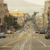 Улицы Сан-Франциско - дух захватывает от спуска