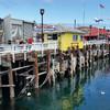 Монтерей - набережная Пасифик Гроу и Рыбацкая пристань