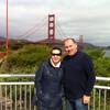 Мост «Золотые ворота» — это знаменитый висячий мост — символ Сан-Франциско