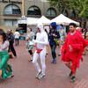 Бесшабашная атмосфера непохожести и веселья царит в Сан-Франциско постоянно