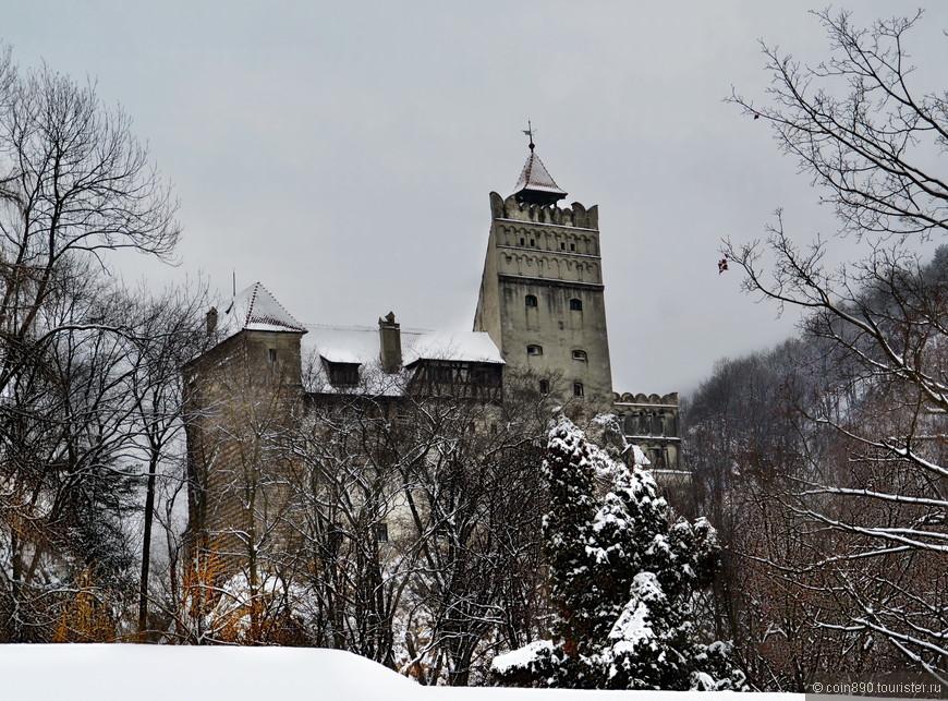 Бран. Замок Дракулы