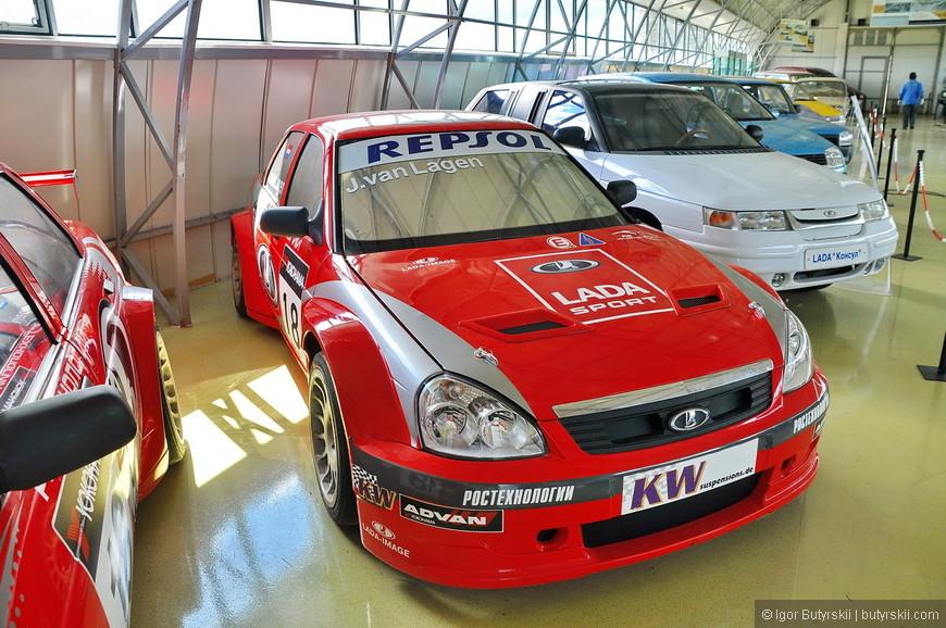 Lada Priora WTCC 2009