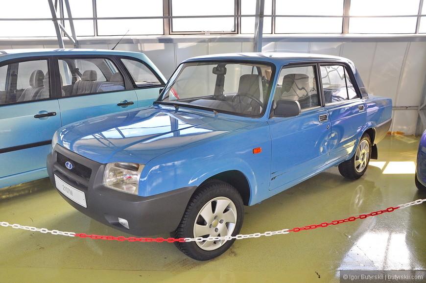 ВАЗ-2107М