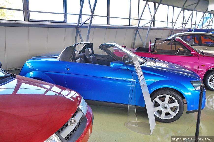 LADA Roadster