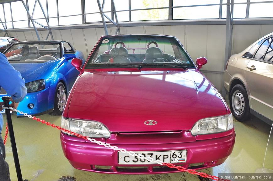 34. ВАЗ 2113 Кабриолет. Вообще АвтоВАЗ за свою историю не раз создавал кабриолеты, но они не приживались в России, поэтому основные продажи таких машин были в Восточной Европе и Прибалтике.