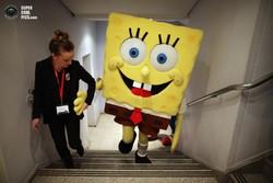 Интерактивный магазин Nickelodeon открылся в Лондоне