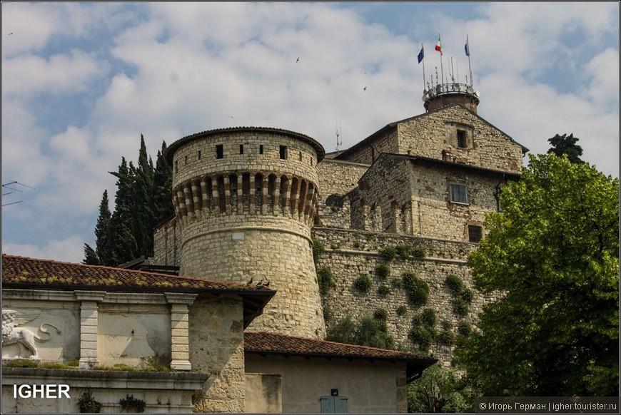 а в туристическом плане кроме крепости с музеем оружия,возрождения да локомотивом с пушкой и отличным видом на город