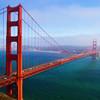 Знаменитый висячий мост — символ Сан-Франциско, потрясающий по своей красоте Мост Золотые Ворота