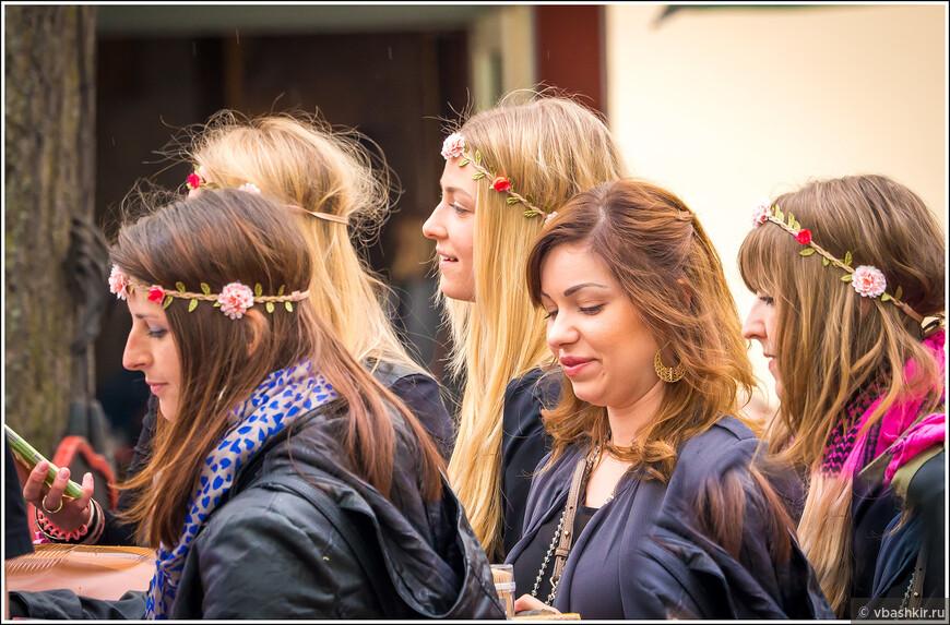 Баварские девицы