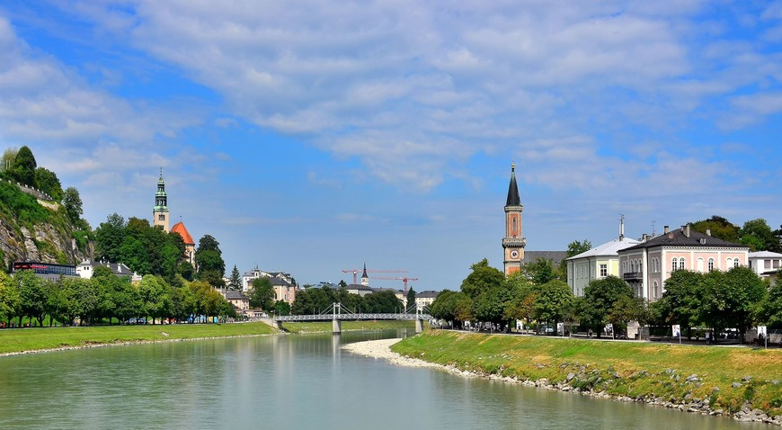 Река Зальцах