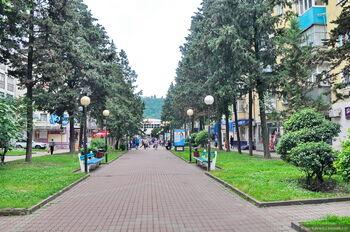 Туапсе, Россия