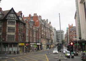 Прогулка по Лондону, Кенсингтон (8)