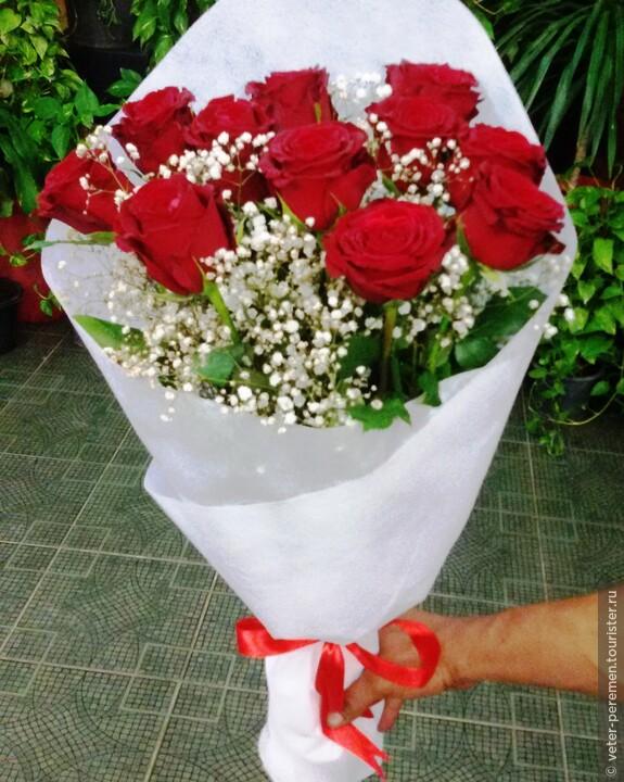 45$ - Доставка цветов в Египте (Шарм-Эль-Шейх) - http://экскурсии-в-египте.рф/service/12578