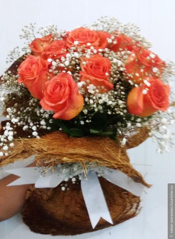 40$ - Доставка цветов в Египте (Шарм-Эль-Шейх) - http://экскурсии-в-египте.рф/service/12578