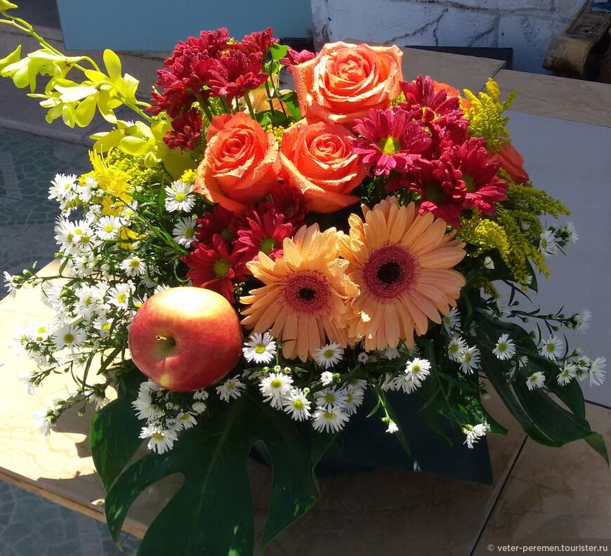 65$ - Доставка цветов в Египте (Шарм-Эль-Шейх) - http://экскурсии-в-египте.рф/service/12578