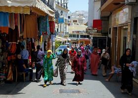 К Геркулесовым столбам. Марокканский Танжер