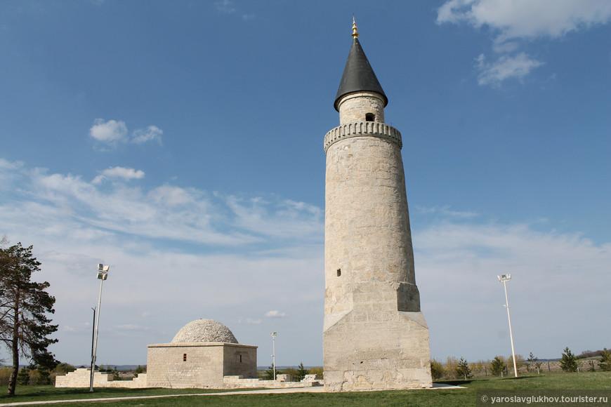 11 мая в Болгарском Городище было пустынно, людей практически не было.