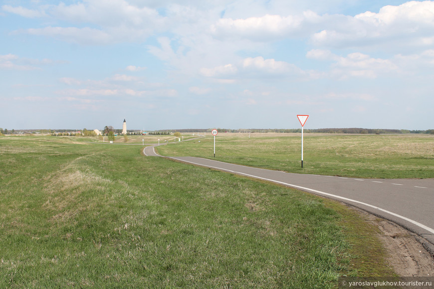Пешая прогулка по территории Болгарского Городища.