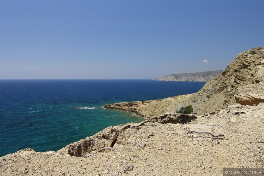 неспокойное Эгейское море.