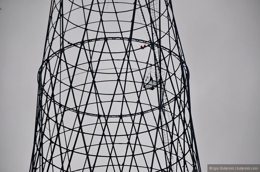 08. 3 декабря 2014 года распоряжением правительства РФ Шуховская башня отнесена к объектам культурного наследия федерального значения.
