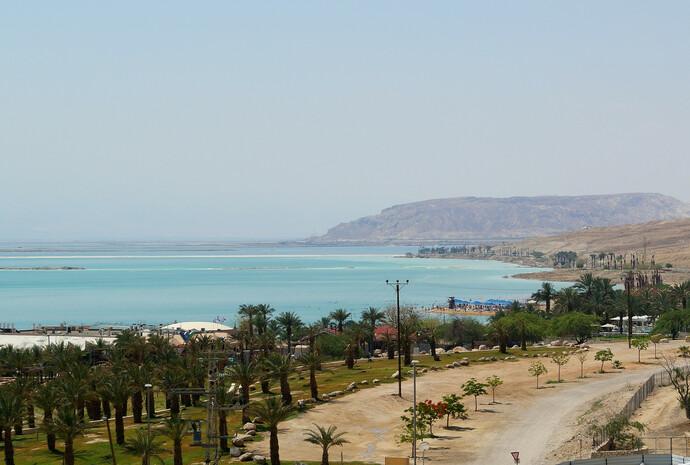 """Живая вода Мёртвого моря или укрощение """"Давида"""""""