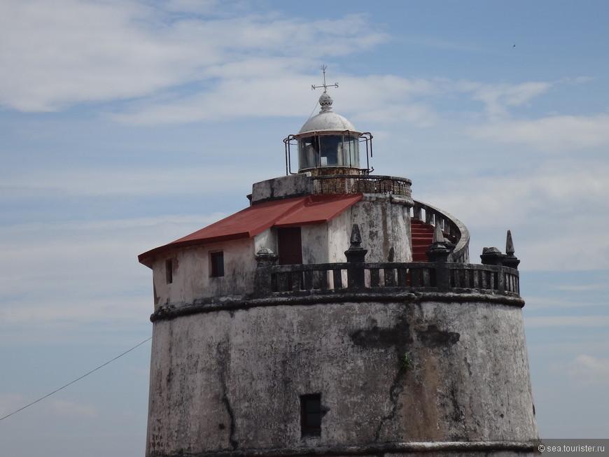 один из старейших маяков Азии