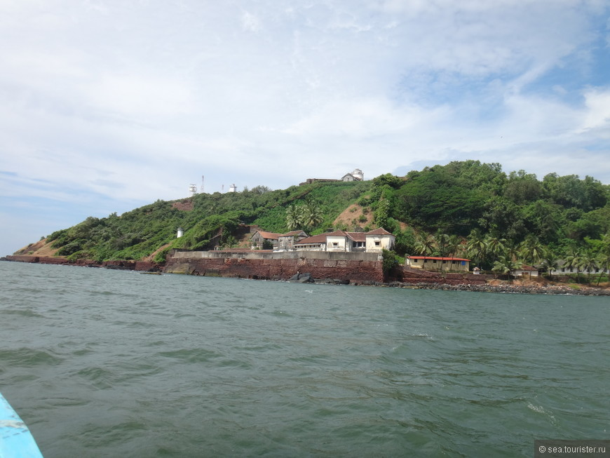 тюрьма Форта Агуада