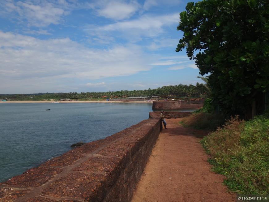 набережная от форта Агуады