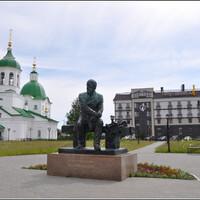 Тобольск — бывшая столица Сибири