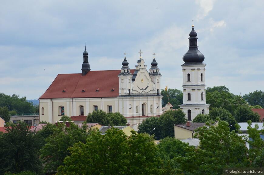 Визитка горда - монастырь францисканцев