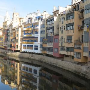 Испания: Жирона-Монсерат