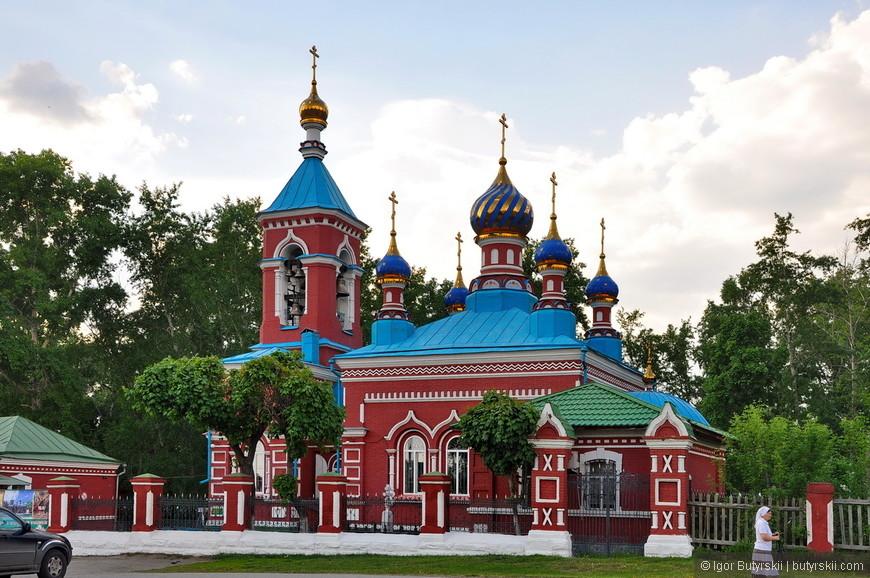 20. Очень красивая церковь и находится в спокойном, тихом месте.