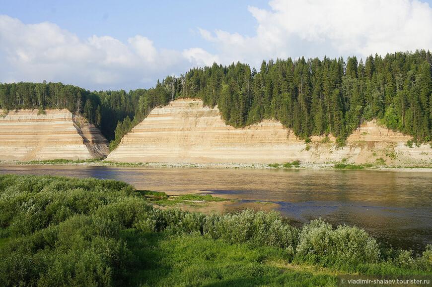 Но не забываем, что Опоки - это прежде всего памятник природы, которому более 250 миллионов лет.