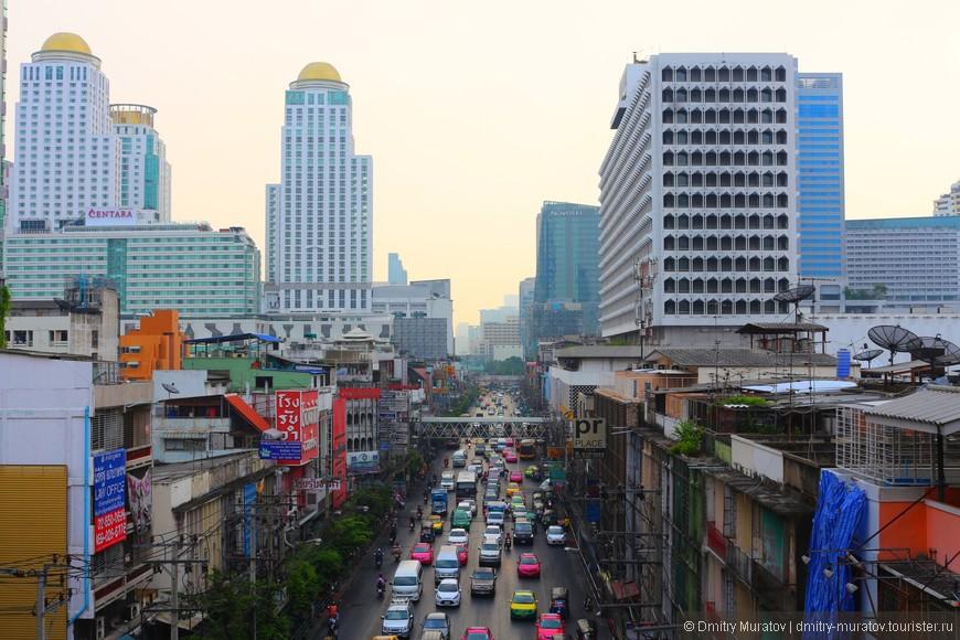 Мама-Азия. Бангкок