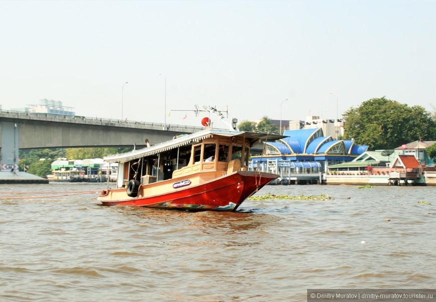 На реке Чао-Прайя