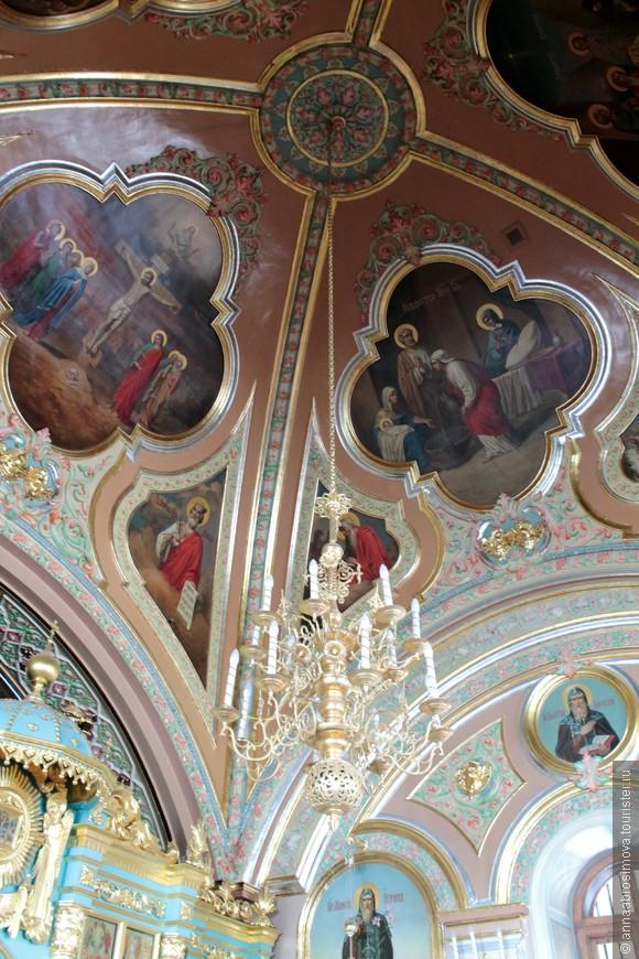 Знаменская церковь. Купол.