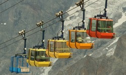 Самая высокая канатная дорога появится на Эльбрусе