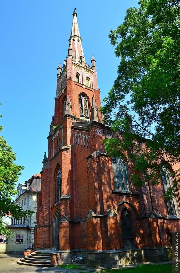 Англиканская церковь Святого Искупителя