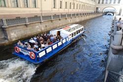 В Петербурге расширяют сеть водных экскурсионных маршрутов