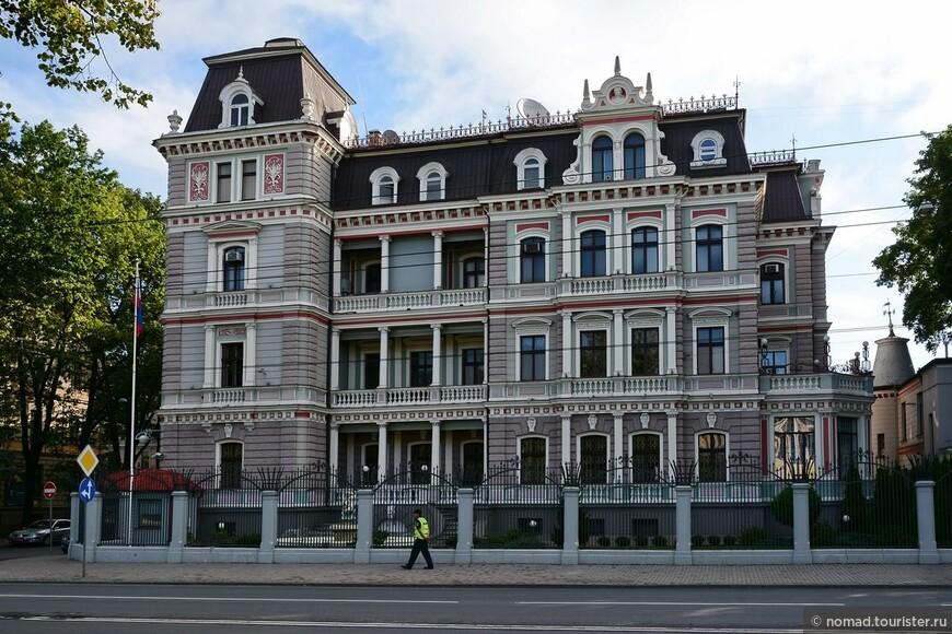 Посольство Российской Федерации.