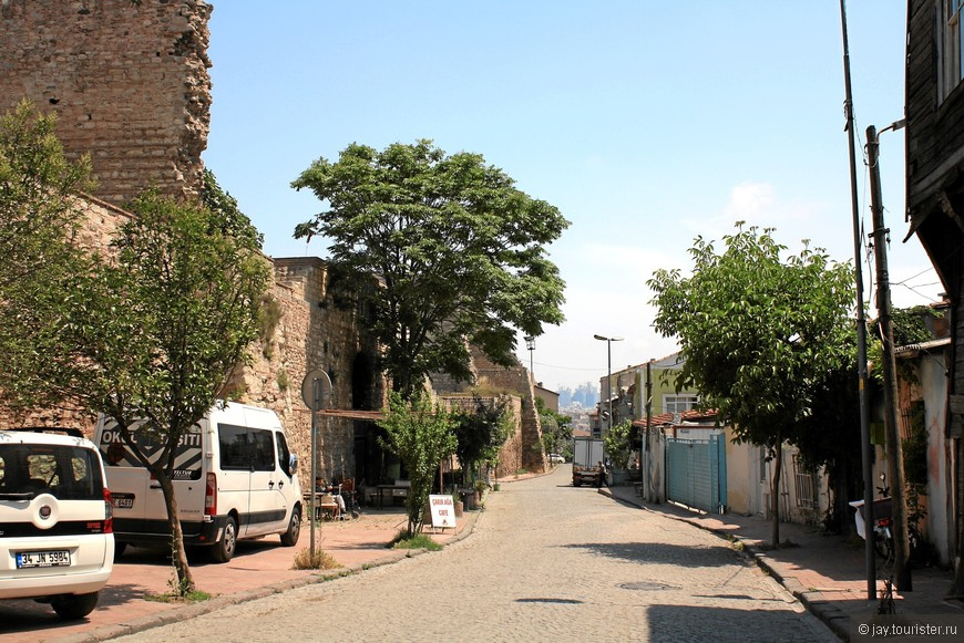 Стены Царьграда